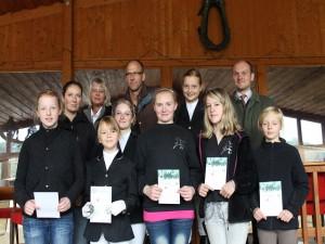 Reitabzeichenprüfung_2011